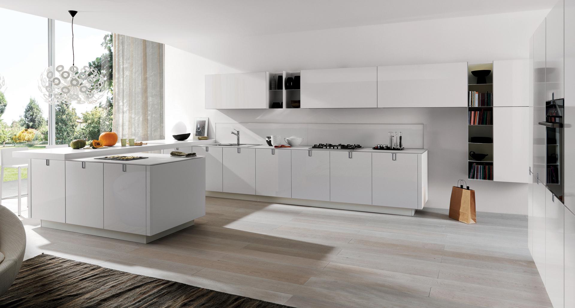 Euromobil cucine 12 galassia interior design for Interior design cucine