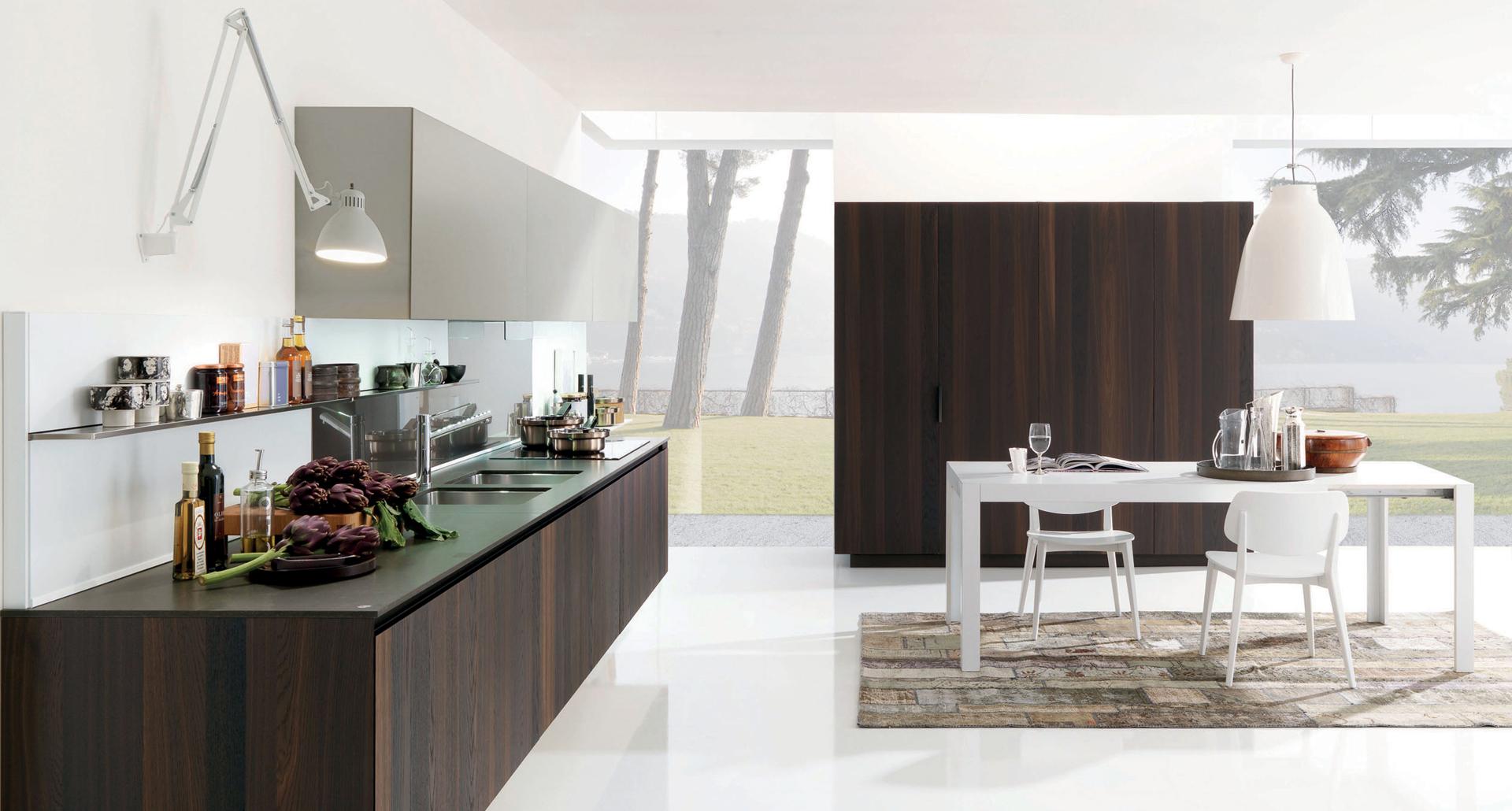 Euromobil cucine 57 galassia interior design for Interior design cucine